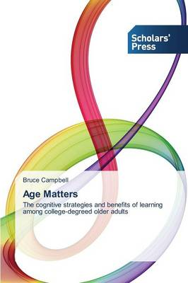 Age Matters (Paperback)