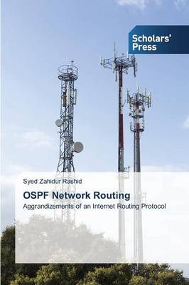 Ospf Network Routing (Paperback)