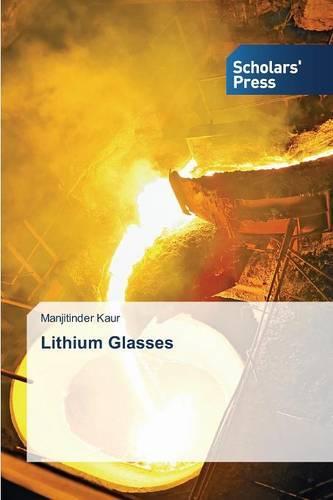 Lithium Glasses (Paperback)