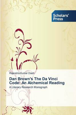 Dan Brown's the Da Vinci Code: An Alchemical Reading (Paperback)