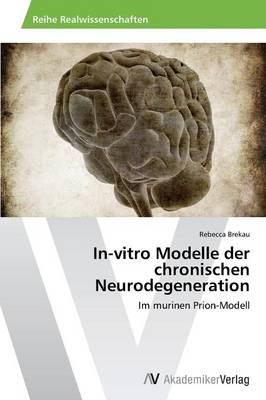 In-Vitro Modelle Der Chronischen Neurodegeneration (Paperback)