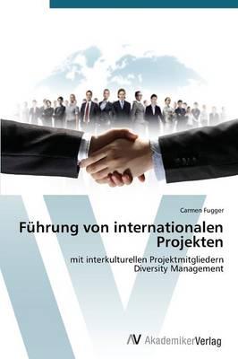 Fuhrung Von Internationalen Projekten (Paperback)