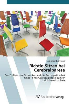 Richtig Sitzen Bei Cerebralparese (Paperback)