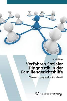Verfahren Sozialer Diagnostik in Der Familiengerichtshilfe (Paperback)
