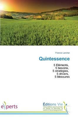 Quintessence - Omn.Vie (Paperback)