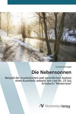 Die Nebensonnen (Paperback)