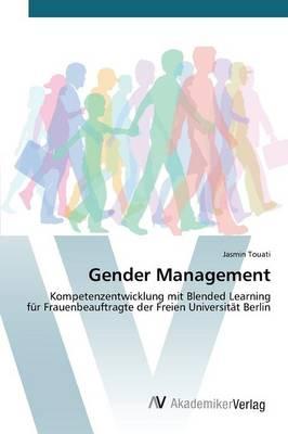 Gender Management (Paperback)
