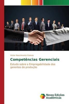 Competencias Gerenciais (Paperback)