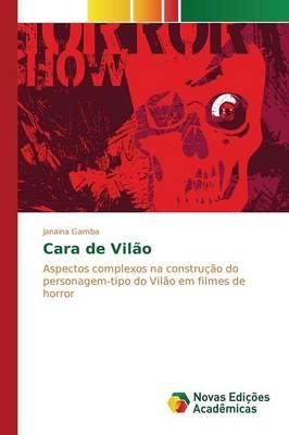Cara de Vilao (Paperback)