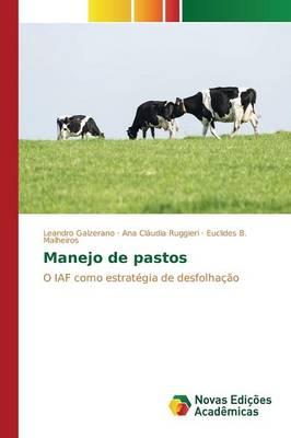 Manejo de Pastos (Paperback)
