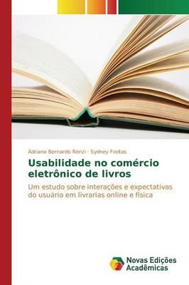 Usabilidade No Comercio Eletronico de Livros (Paperback)