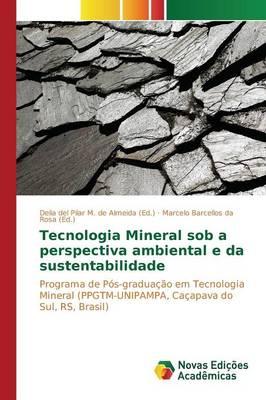 Tecnologia Mineral Sob a Perspectiva Ambiental E Da Sustentabilidade (Paperback)