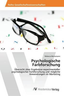 Psychologische Farbforschung (Paperback)