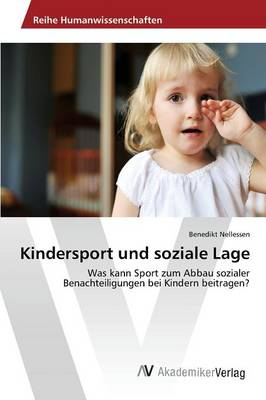 Kindersport Und Soziale Lage (Paperback)