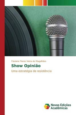 Show Opiniao (Paperback)