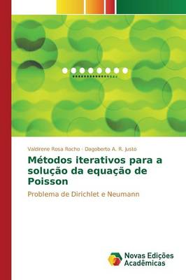 Metodos Iterativos Para a Solucao Da Equacao de Poisson (Paperback)