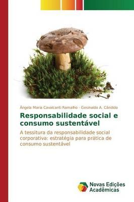 Responsabilidade Social E Consumo Sustentavel (Paperback)