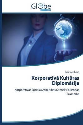 Korporat V Kult Ras Diplom Tija (Paperback)