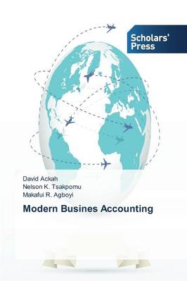 Modern Busines Accounting (Paperback)