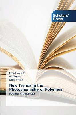 New Trends in the Photochemistry of Polymers (Paperback)