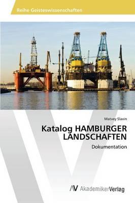 Katalog Hamburger Landschaften (Paperback)