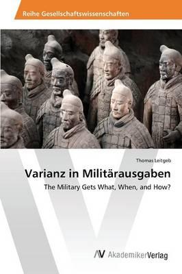 Varianz in Militarausgaben (Paperback)