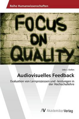 Audiovisuelles Feedback (Paperback)