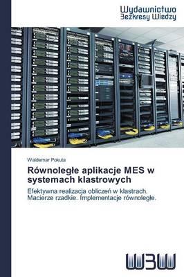 Rownoleg E Aplikacje Mes W Systemach Klastrowych (Paperback)