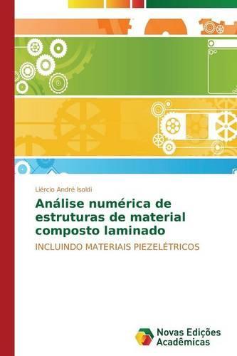 Analise Numerica de Estruturas de Material Composto Laminado (Paperback)