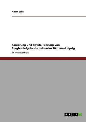 Sanierung Und Revitalisierung Von Bergbaufolgelandschaften Im Sudraum Leipzig (Paperback)