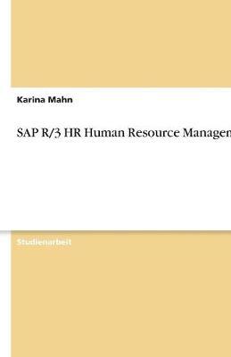 SAP R/3 HR Human Resource Management (Paperback)