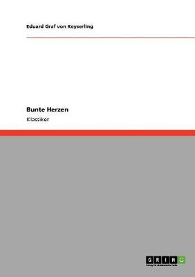 Bunte Herzen (Paperback)