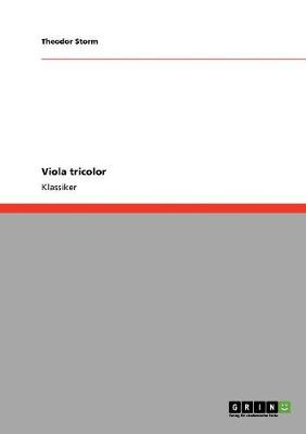 Viola Tricolor (Paperback)