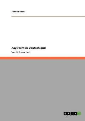 Asylrecht in Deutschland (Paperback)