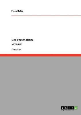 Der Verschollene (Paperback)