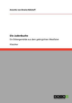 Die Judenbuche (Paperback)