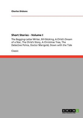 Short Stories - Volume I (Paperback)