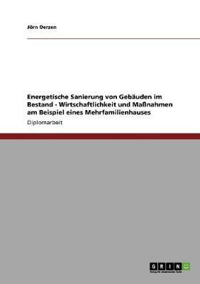 Energiesparende Manahmen Fur Mehrfamilienhauser (Paperback)