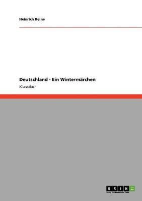 Deutschland - Ein Winterm rchen (Paperback)