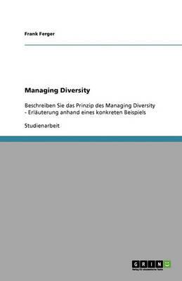Managing Diversity (Paperback)