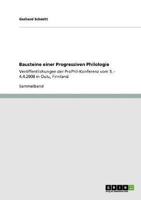 Bausteine Einer Progressiven Philologie (Paperback)