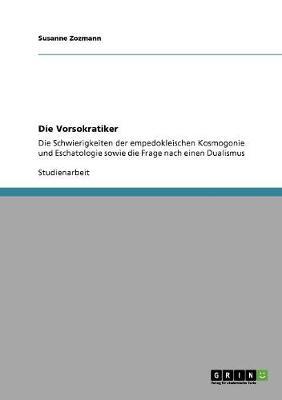 Die Vorsokratiker (Paperback)