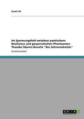 Im Spannungsfeld Zwischen Poetischem Realismus Und Gespenstischen Phantasmen. Theodor Storms Novelle Der Schimmelreiter (Paperback)