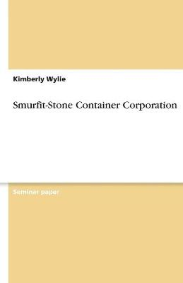Smurfit-Stone Container Corporation (Paperback)