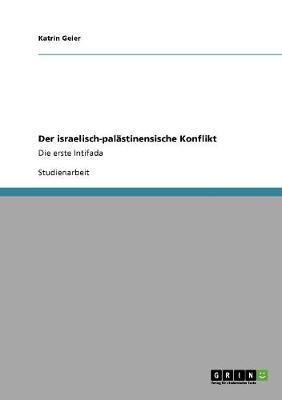 Der Israelisch-Palastinensische Konflikt (Paperback)