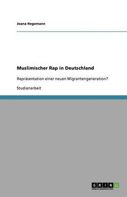 Muslimischer Rap in Deutschland (Paperback)