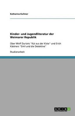 Kinder- Und Jugendliteratur Der Weimarer Republik (Paperback)