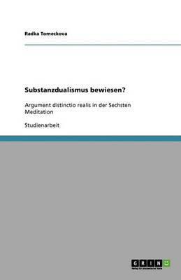 Substanzdualismus Bewiesen? (Paperback)