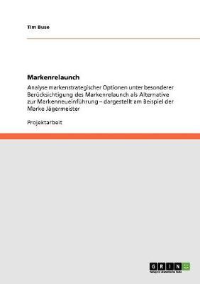 Markenrelaunch (Paperback)