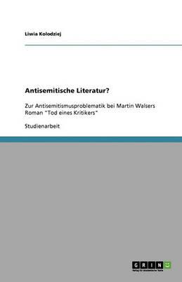 Antisemitische Literatur? (Paperback)